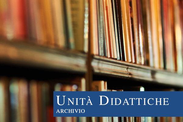 Unità Didattiche