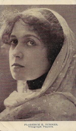 Florence Turner per Francesca da Rimini 1910 USA