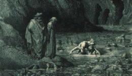12. Dore Ugolino rode il cranio dell'Arcivescovo Ruggieri
