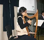 Mikari Shibukawa, arpa barocca