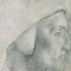 Dante / Zng.v.A.Bronzino - Dante / Drawing by A. Bronzino - Dante Alighieri , poete italien , Floren